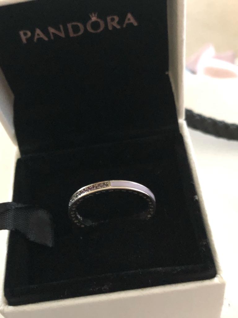 Pandora Ring in Box