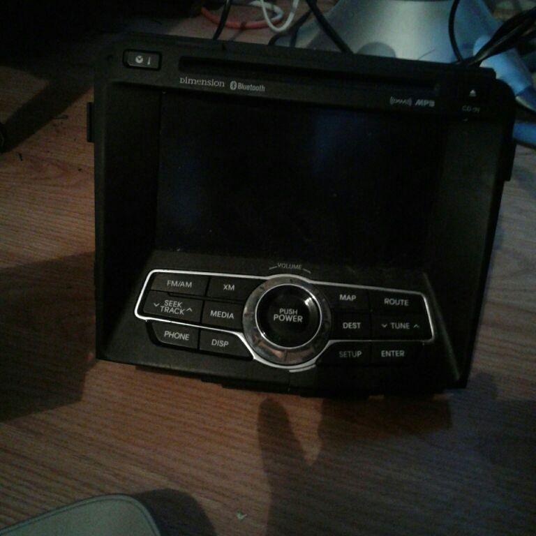 Hyndai radio