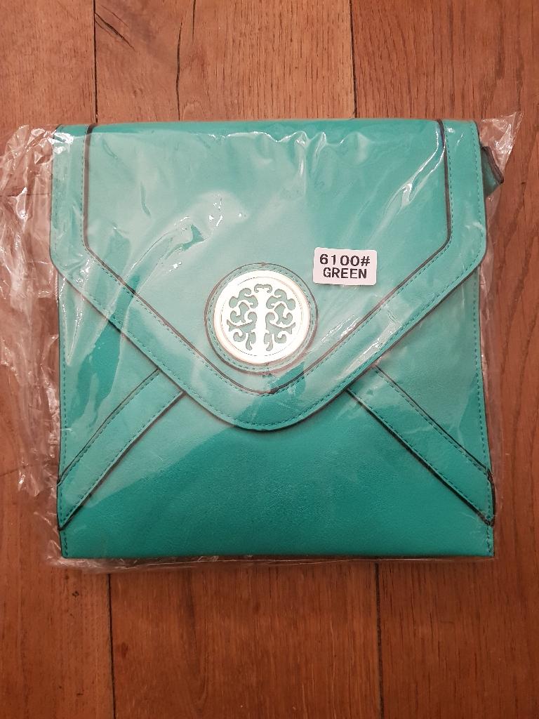 New green bag