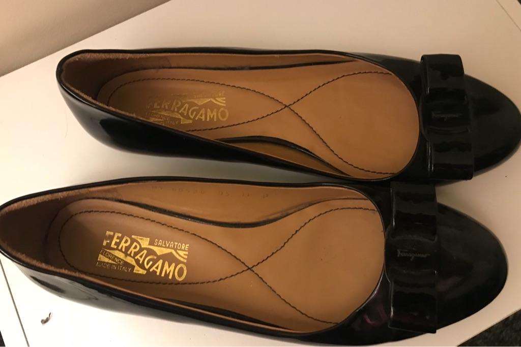 Salvatore ferregamo women's shoes size uk 7