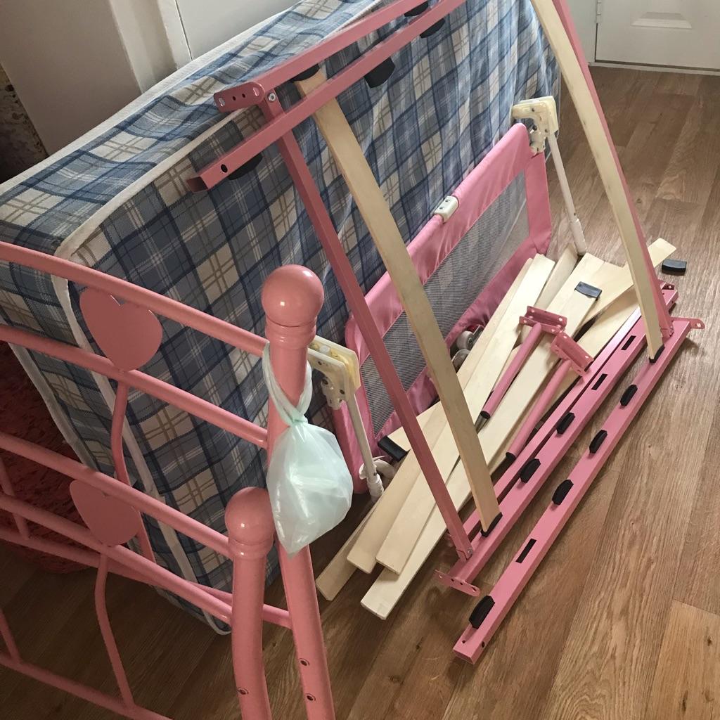 Brand new girls single bed