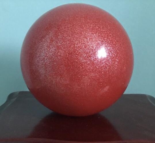 Rhythmic competition/ training ball