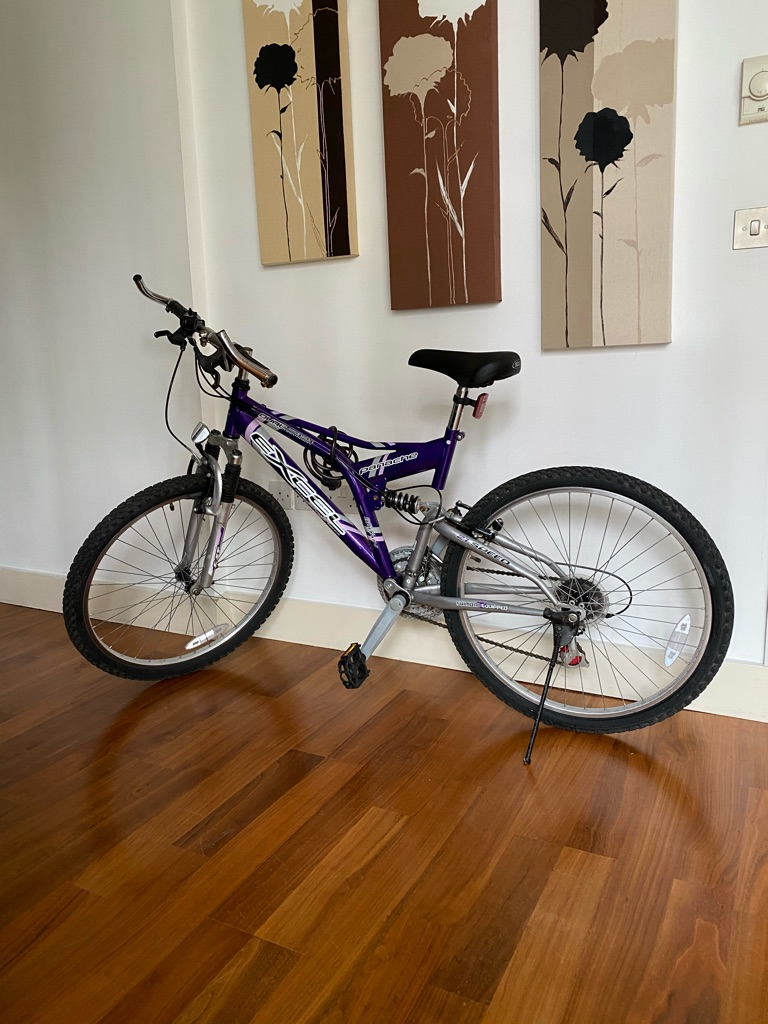 Great bike ready to drive