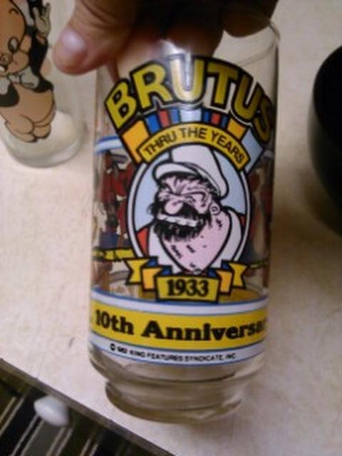 Brutus glass