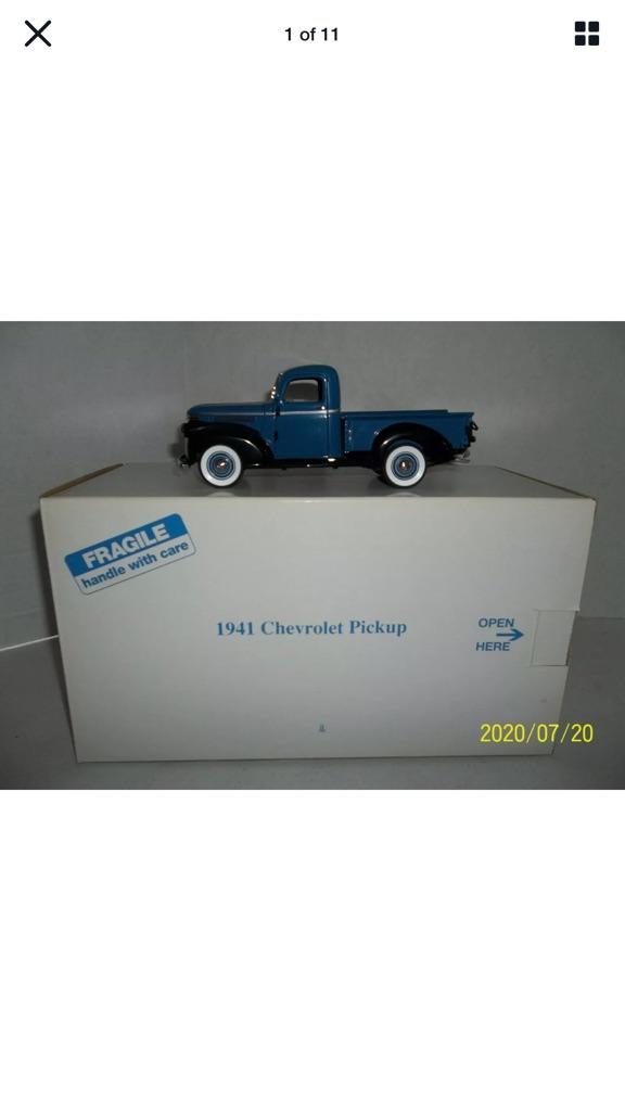 Danberry mint 1941 Chevrolet