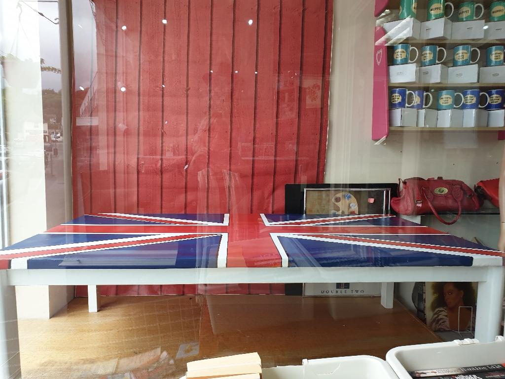 Bespoke large coffee table