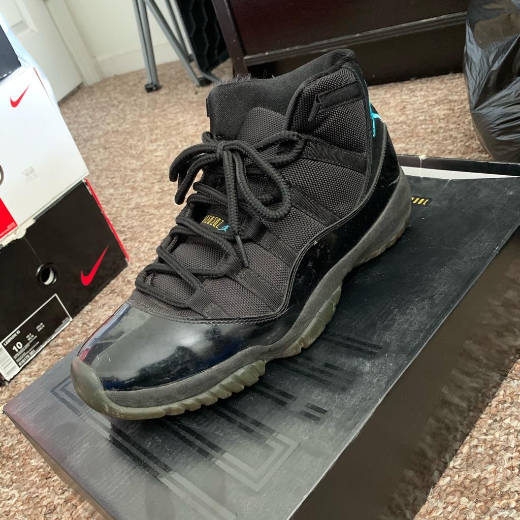 Jordan 11s gamma