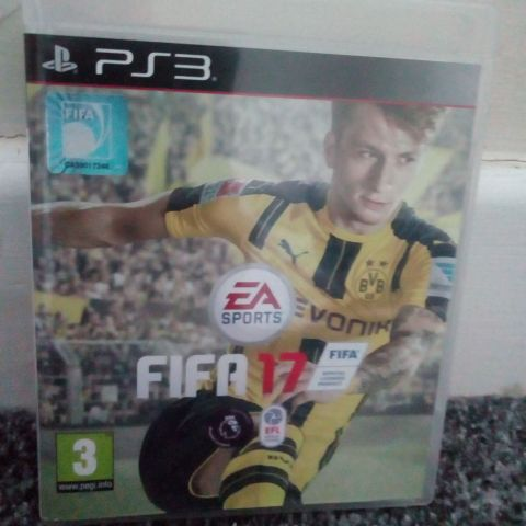 FIFA 17 PlayStation 3