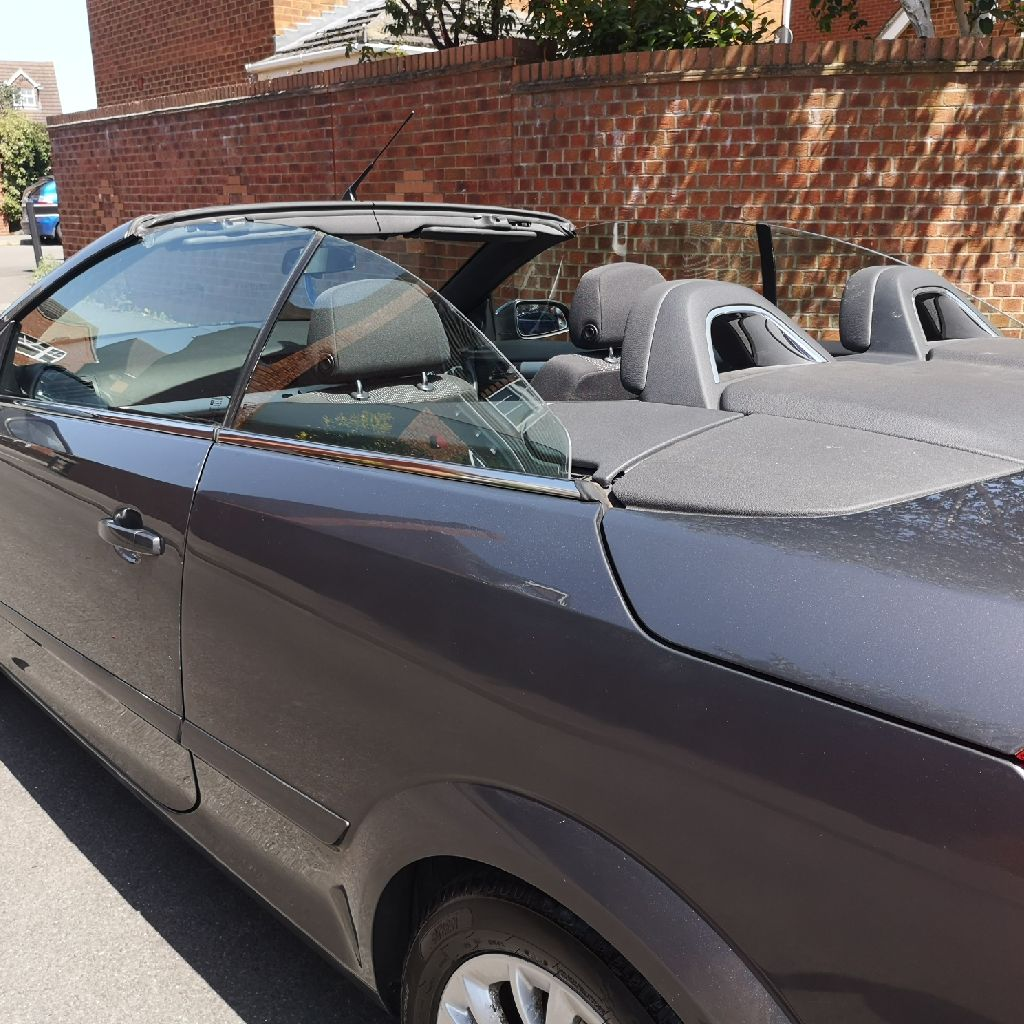 Vauxhall Astra 1.8 Twintop sport convertable