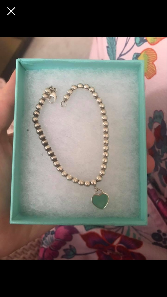 Genuine Tiffany & Co bracelet