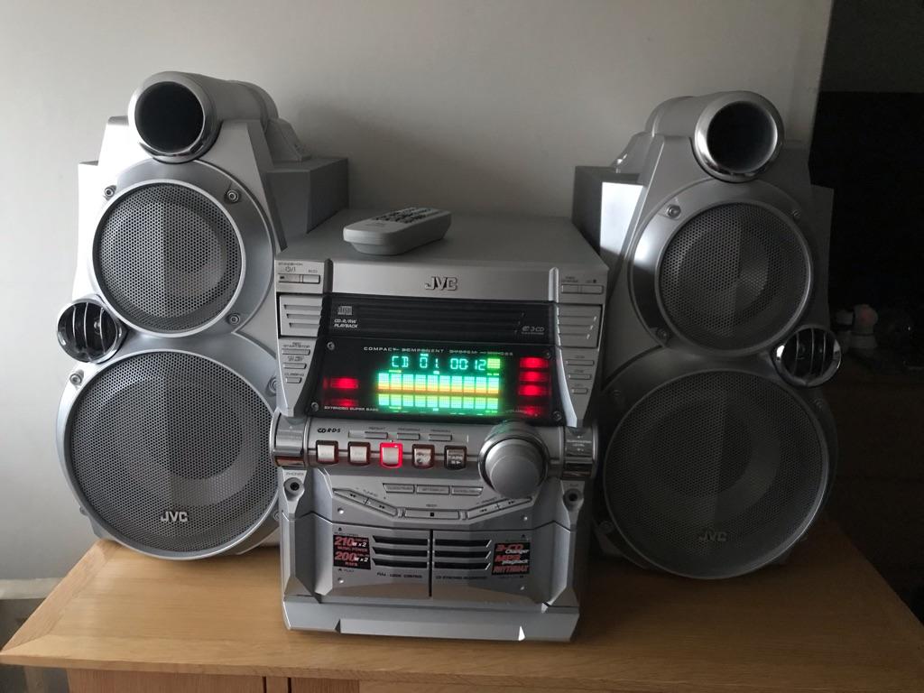 JVC Sound system