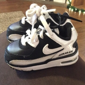 Toddler Nike Air Max's
