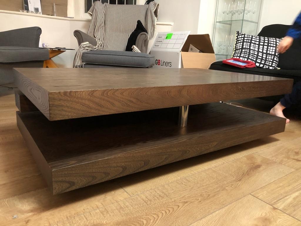 Quatroppi coffee table