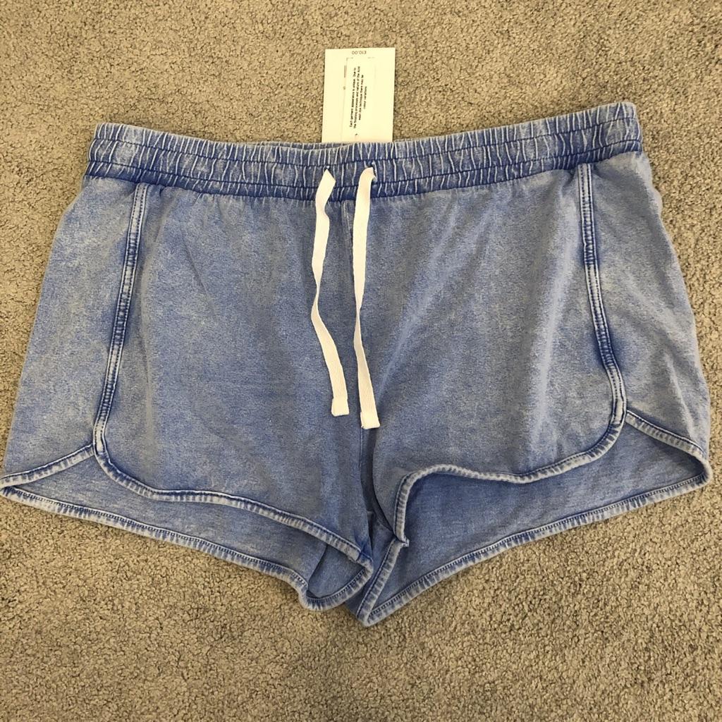 Top shop shorts size 16