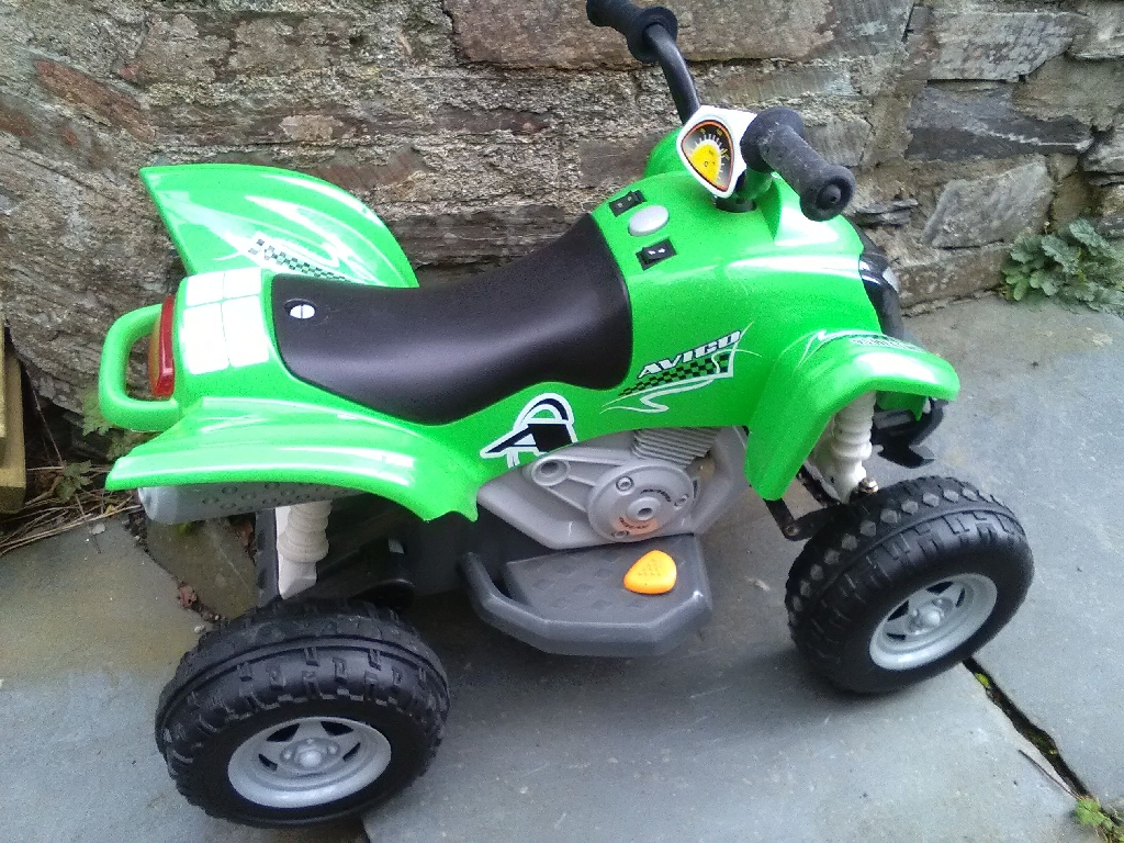 Child's quad bike