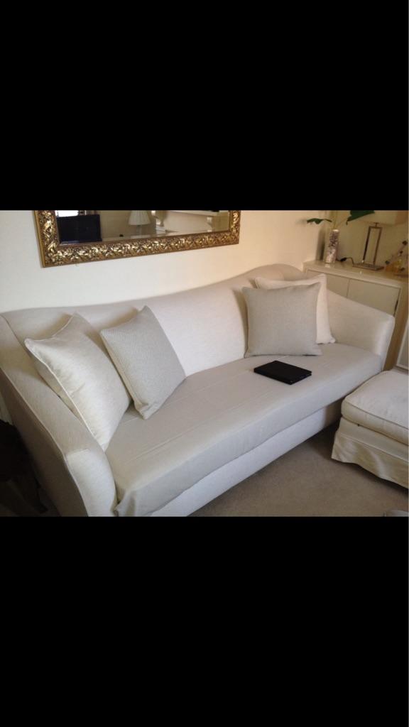 John Lewis Lucca Grande Sofa