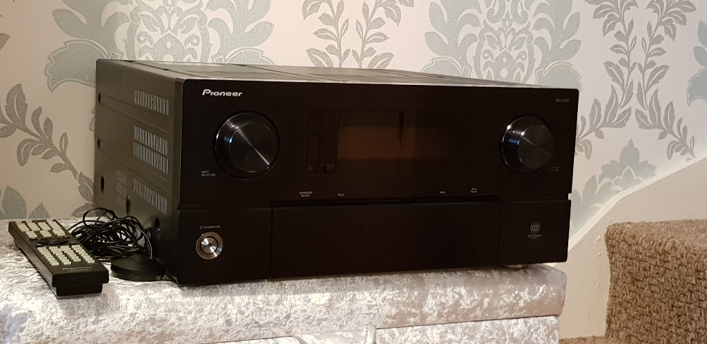 High-end pioneer cinema receiver