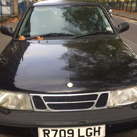 Car Saab 900 series