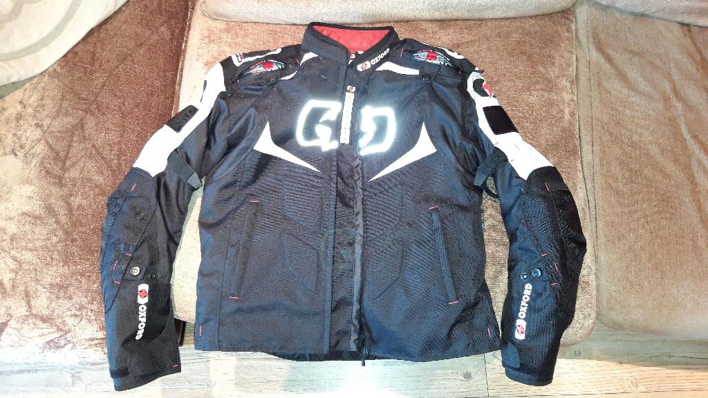 Oxford motorcycle jacket, Melbourne 2.0 Size M