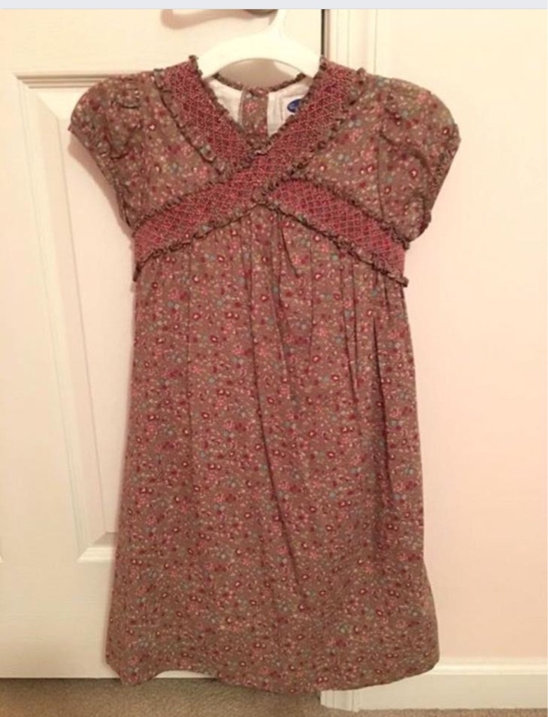 Girl's Dress, Size 8
