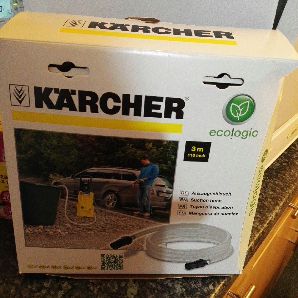 Karcher suction hose