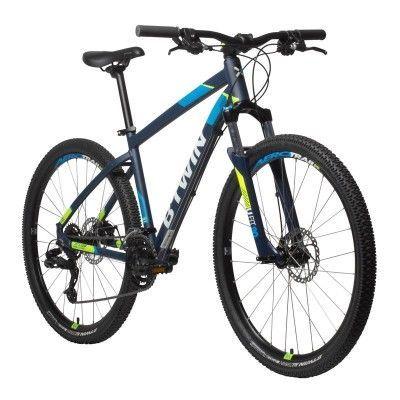Rockrider 520 Mountain Bike 275 Blue