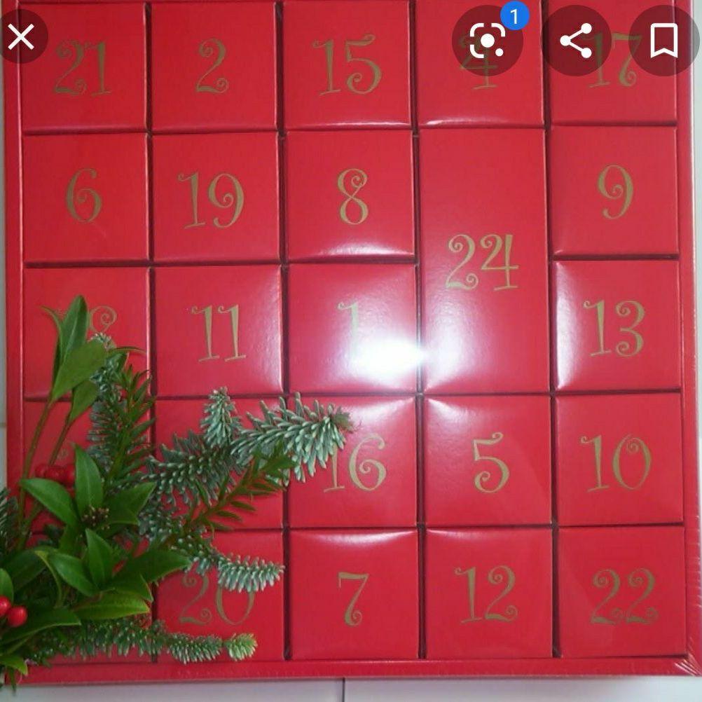 Wax Melt Advent Calendar 📅