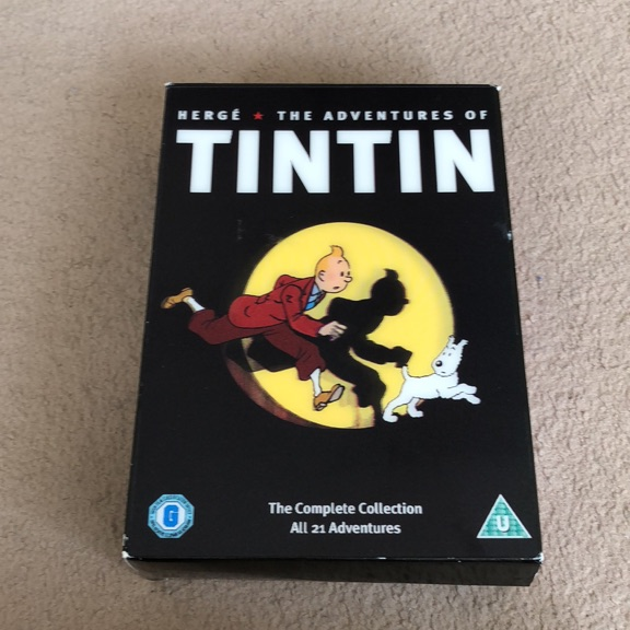 Tin tin complete collection