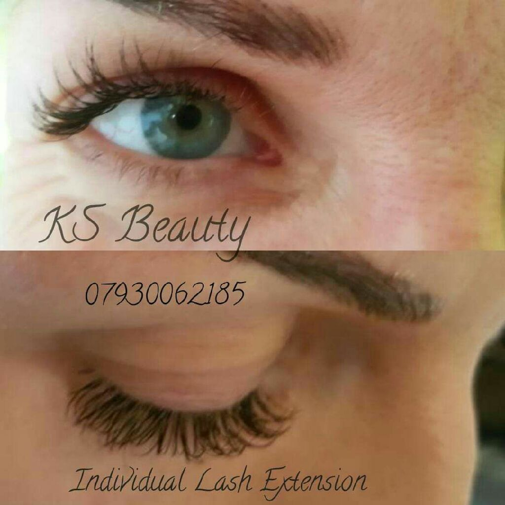 Individual lash extension