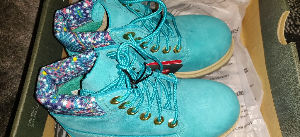 Timberland girl's boots