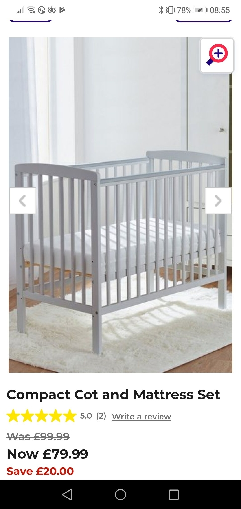 Nursery starter bundle