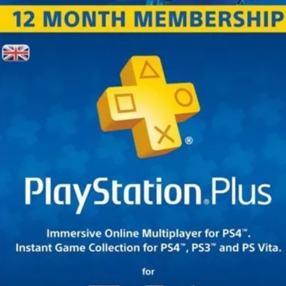 Psn plus 1 year accounts free delivery | Village