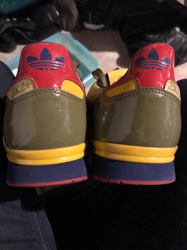 Adidas ZXZ+
