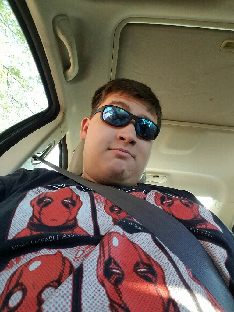 Handsome single man