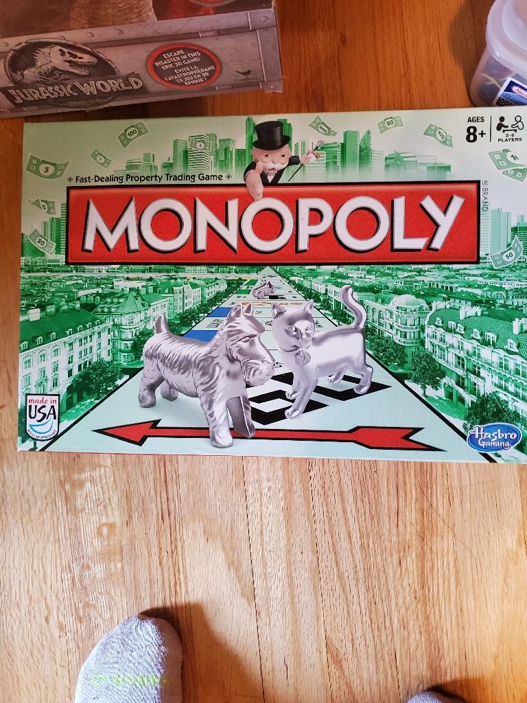 Monolopy