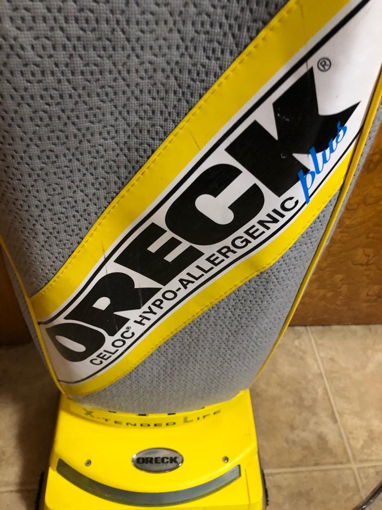 Oreck XL2 Ultra Vacuum