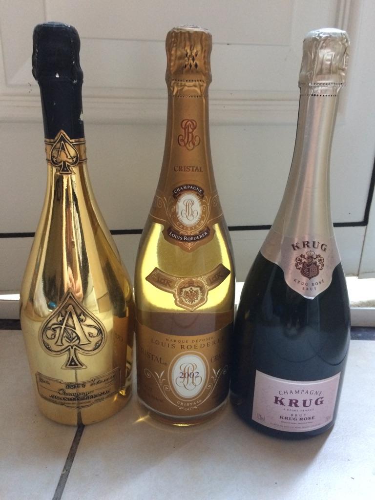 3 champagne