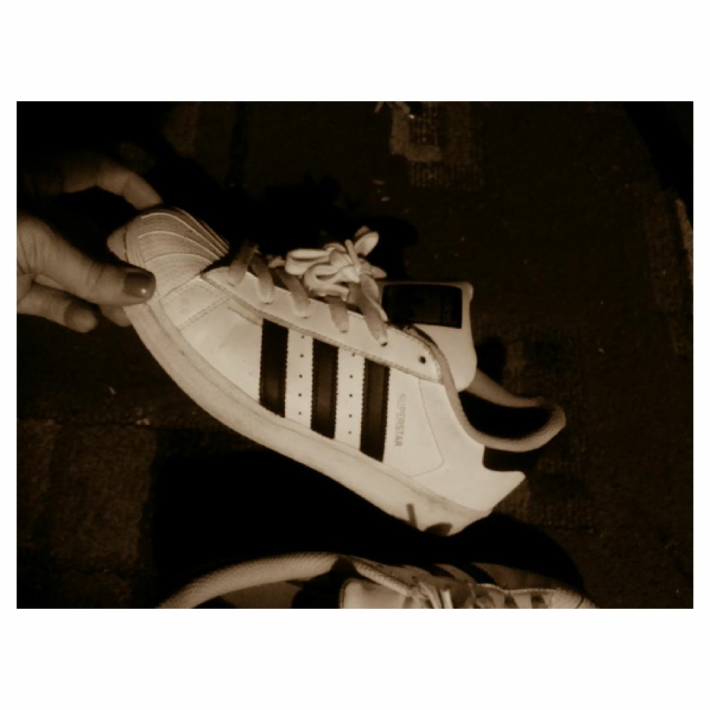 Womens adidas superstar shoes