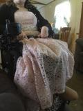 Brand new Sherry hill dress 👗 size 5 $20 didn't fit