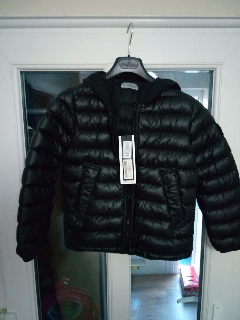 New Stone Island jacket age 12