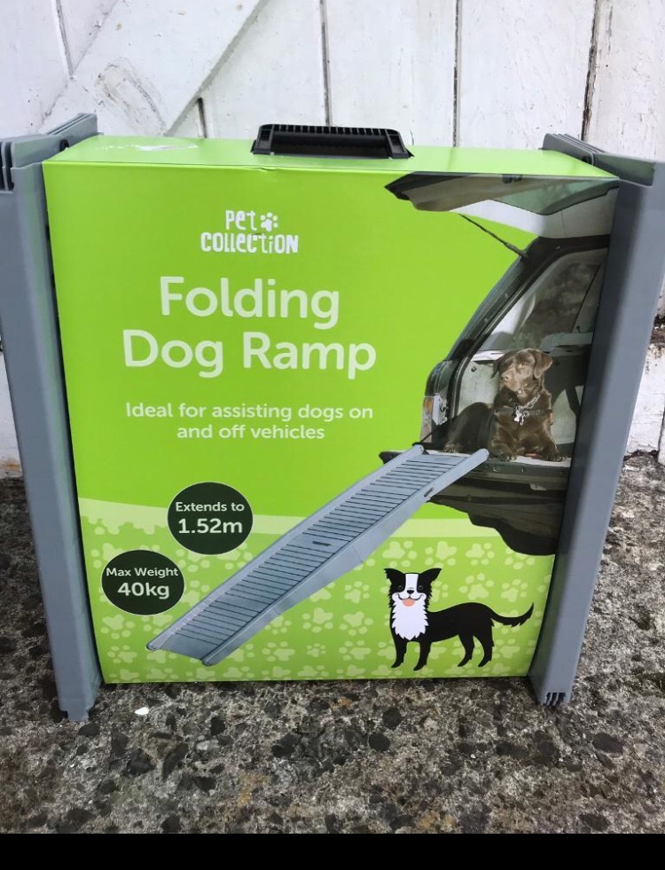 Portable Dog Ramp For Car