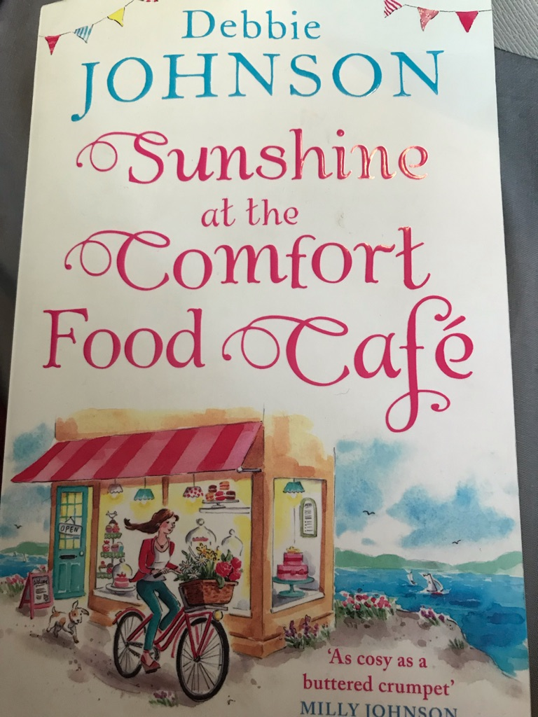 Sunshine at the Comfort Cafe Book
