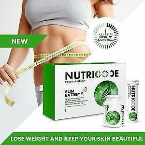 Nutricode Slim Extreme - Gastric Band Tablets - Weightloss - Slimming