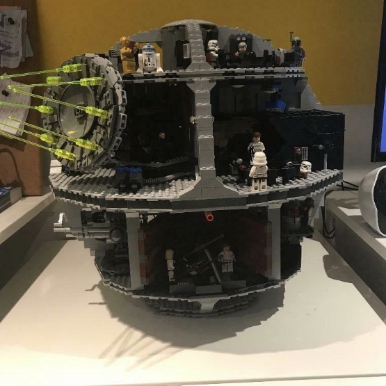 Lego Star Wars: The Deathstar