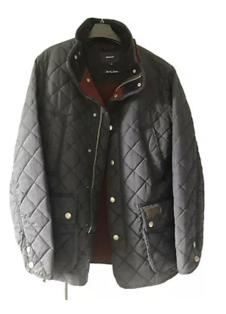 Gant wax men's jacket