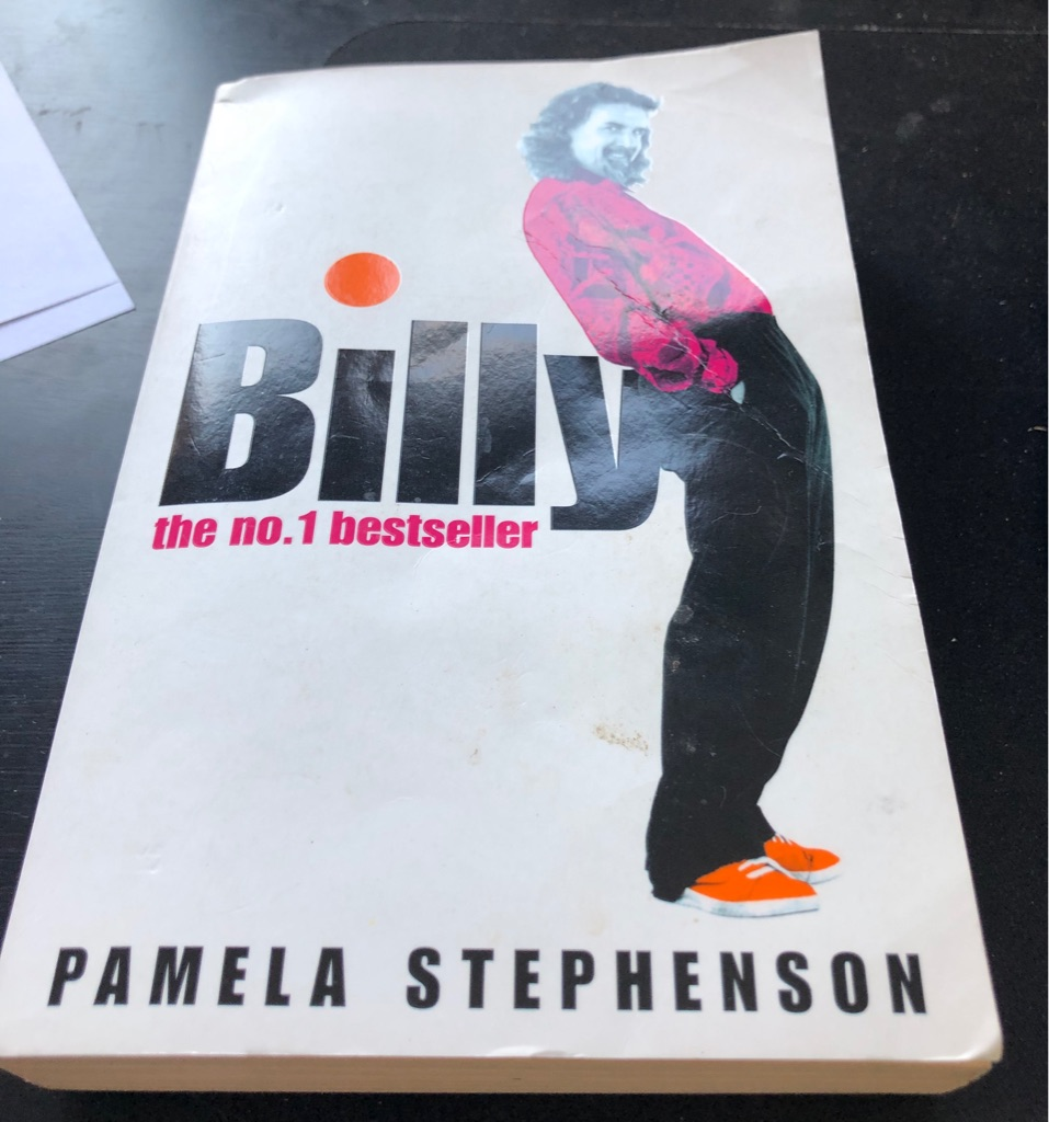 BILLY THE NO. 1 BESTSELLER BOOK