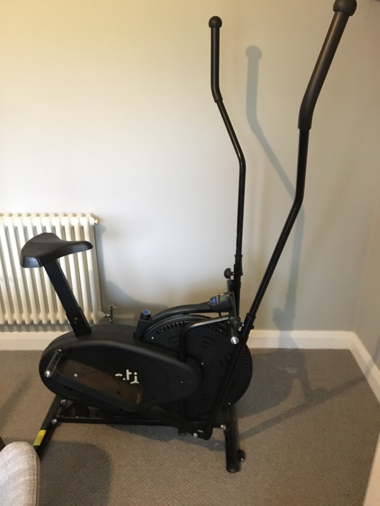 2 in 1 cross trainer
