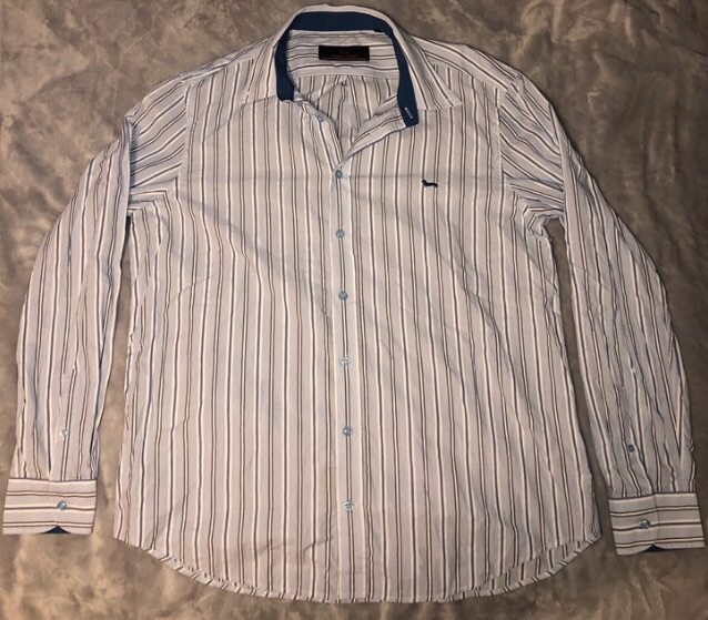 RRP £150 Harmont & Blaine Shirt