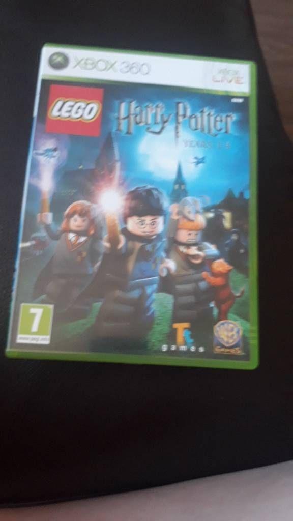 Harry potter videogame