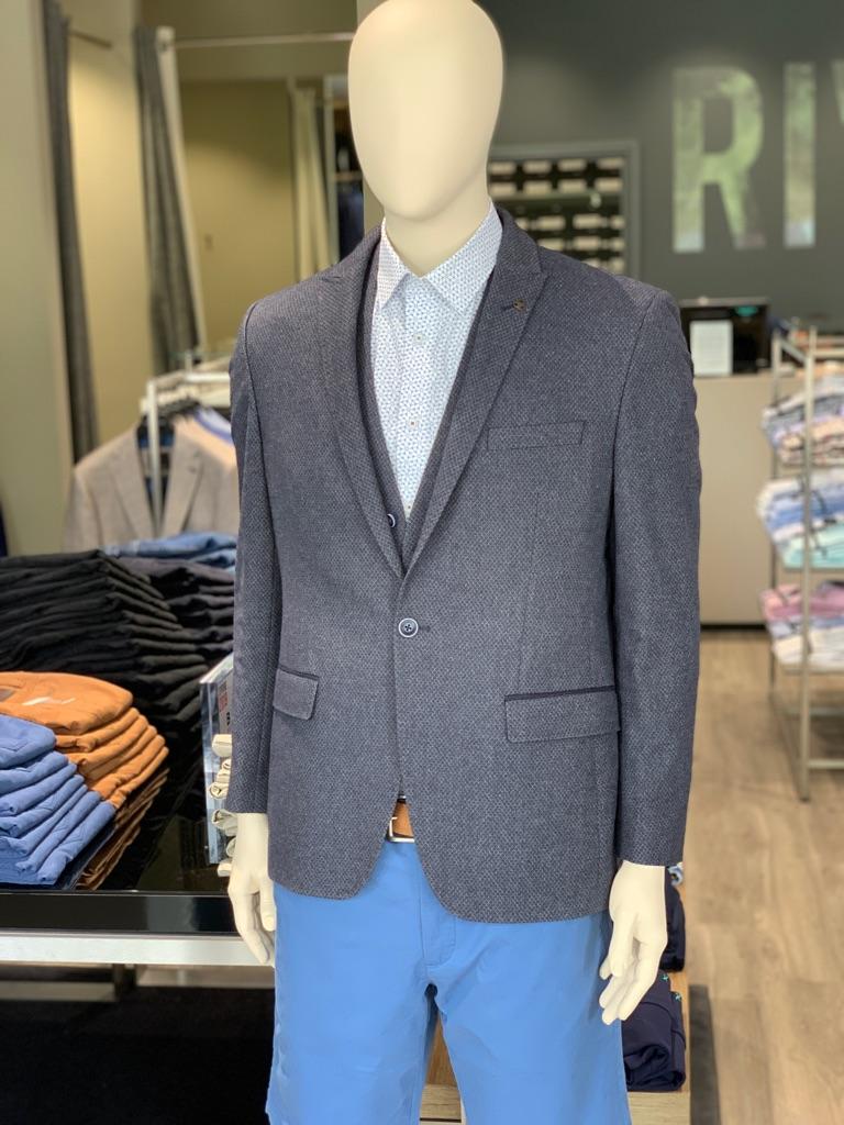 Roy Robson 3 Piece Suit 40Chest 34Leg